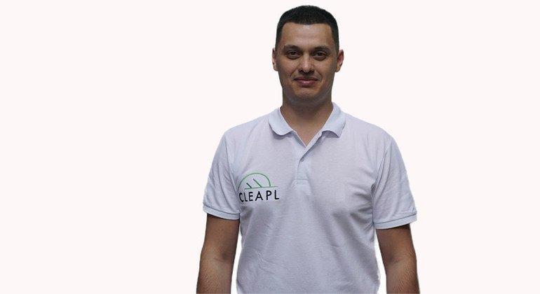Иван Захаров - финанлист конкурса «Молодые защитники Земли»
