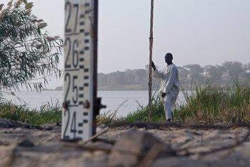 A insegurança na região do Lago Chade aumentou com a redução dos recursos de água