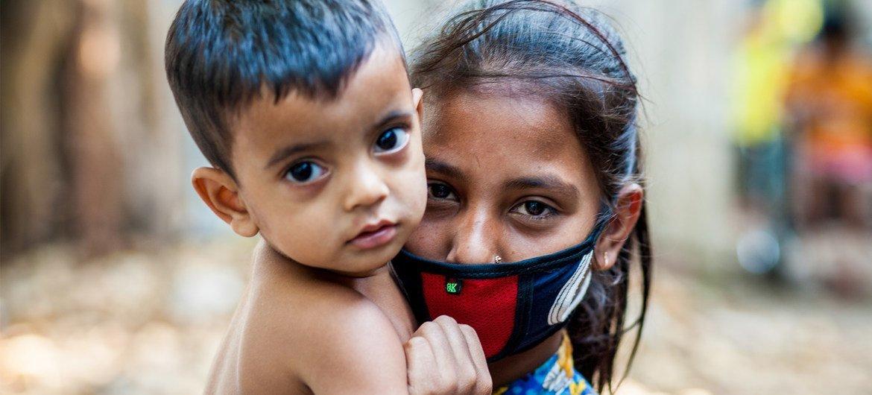 Il Covid-19 spinge altri milioni di bambini nella povertà, afferma l'UNICEF