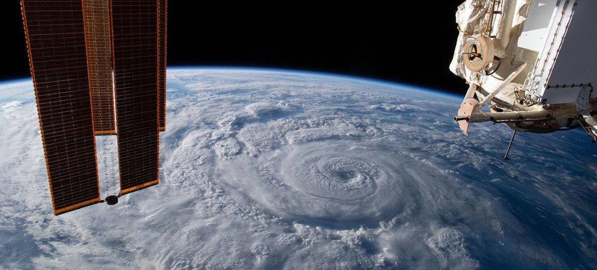 В ВМО считают, что в связи с изменением климата масштабные стихийные бедствия станут еще более частым явлением.