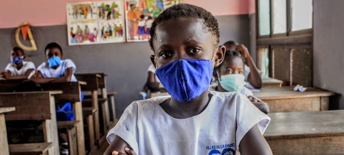 Las escuelas reabrieron en la RD Congo el 10 de agosto.