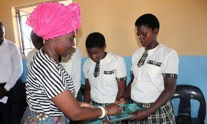 The chieftainess has led her community to embrace the empowerment of girls.