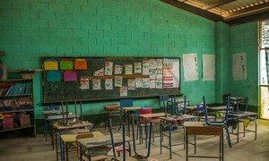 On estime que le premier jour de classe a été reporté en raison de la Covid-19 pour 140 millions d'enfants.