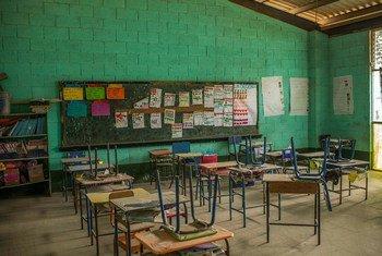 Из-за пандемии COVID-19 более 77 млн школьников  все еще лишены возможности ходить в школу