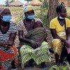 Les femmes ont du mal à protéger leurs enfants d'une résurgence de la peste bubonique en Ituri, en République démocratique du Congo.