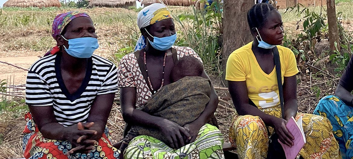 Women are facing challenges keeping their children safe from a resurgence of the Bubonic plague in Ituri in the Democratic Republic of the Congo.