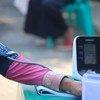 تضاعف عدد الأشخاص الذين يعانون من ارتفاع ضغط الدم في العالم إلى 1.28 مليار شخص منذ عام 1990.
