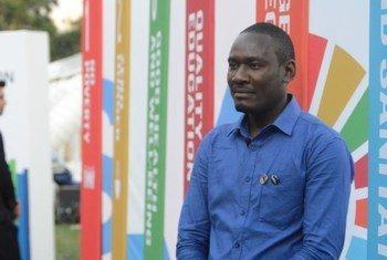 Abel Koka kutoka Restless Development Iringa nchini Tanzania katika mahojianon na Idhaa ya Kiswahili.