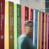 معرض في مقر الأمم المتحدة بنيويورك لأهداف التنمية المستدامة السبعة عشر.