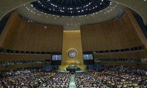 Assembleia Geral da ONU abriga a maior reunião sobre a situação dos direitos das mulheres no mundo.