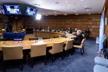 Secretário-geral, António Guterres, no Diálogo de Alto Nível sobre Energia