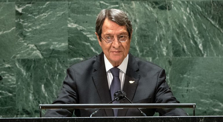 Cyprus President determinedtogetnegotiationwith Turkeyprocessback on track
