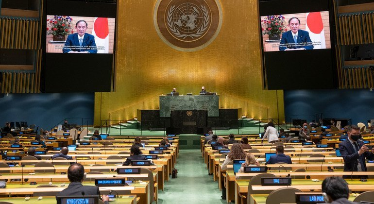 'Save as many lives as possible, and leave no one's health behind': Japan's message to the world