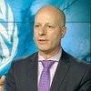 ماهر ناصر، مدير شعبة التوعية بإدارة الأمم المتحدة للتواصل العالمي