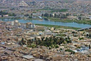 مدينة الموصل العراقية