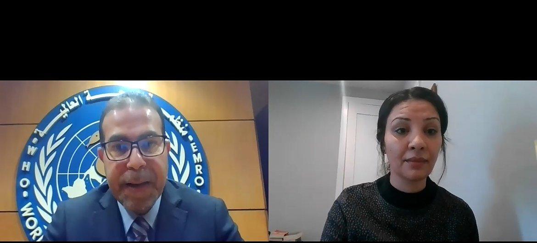 حوار مع د. أمجد الخولي، استشاري الأوبئة في منظمة الصحة العالمية يجيب خلاله على أسئلة قراء ومتابعي أخبار الأمم المتحدة.