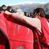 土耳其红新月会向土耳其东部遭受6.8级地震影响的人们提供必要的援助