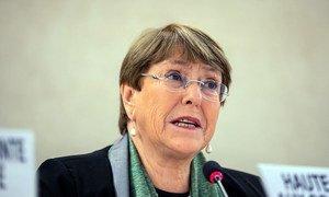 Верховный комиссар ООН по правам человека Мишель Бачелет