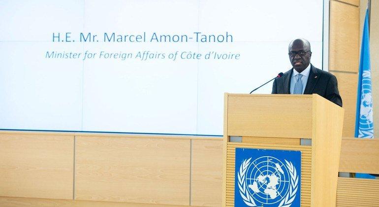 La Côte d'Ivoire sollicite l'assistance de l'ONU pour l'élection présidentielle d'octobre