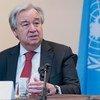 الأمين العام للامم المتحدة، أنطونيو غوتيريش