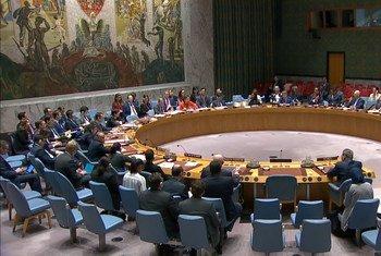 مجلس الأمن يمدد ولاية عمل فريق الخبراء في اليمن