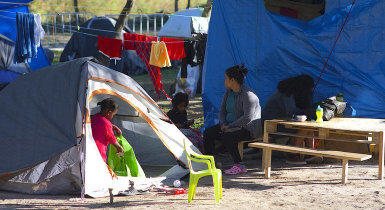 UNHCR alarmed over US 'expulsion flights' to southern Mexico - UN News