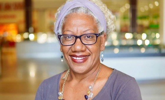Anthea Arukola, a political advisor to the Vanuatu Government.