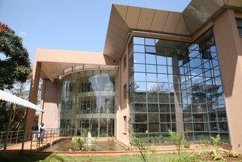 संयुक्त राष्ट्र पर्यावरण एजेंसी का मुख्यालय केनया के नैरोबी में स्थित है.