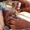 A vaccination campaign aims to reach over 2.8 million children with oral polio vaccines in South Sudan.
