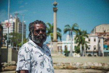 Damião  Braga is an activist and community leader.