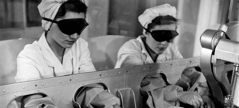 En 1953, la Organización Mundial de la Salud llevaba a cabo un proyecto integral de salud pública, que incluía el control de la tuberculosis, en la antigua Yugoslavia.