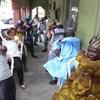Ação de prevenção em Lagos, na Nigéria