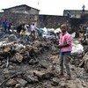 Kufuatia mlipuko wa volkano katika mlima Nyiragongo, nchini DRC, UNICEF inasema kuwa mamia ya watoto wamepotezana na familia zao na sasa kazi inafanyika kuwaunganisha.