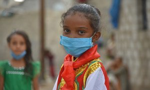 Jabra tiene siete años y vive en Saná, capital de Yemen. Como todos, ahora está aprendiendo a lavarse la manos correctamente para prevenir el contagio del coronavirus.