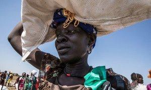 Le Programme alimentaire mondial a été contraint de réduire les rations alimentaires au Soudan du Sud et dans d'autres parties de l'Afrique de l'Est.