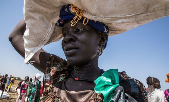 The World Food Programme has been forced to cut food rations in South Sudan and in other parts of East Africa.