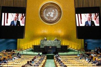 Portugal reafirmou que está comprometido em promover os direitos da mulher.