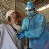 المنظمة الدولية للهجرة تدعم الرعاية الطبية للاجئي الروهينجا في بنغلاديش.