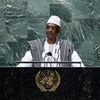 Prime Minister Choguel Kokalla Maïga of the Republic of Mali, addresses the general debate of the UN General Assembly's 76th session.