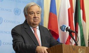 Secretário-geral da ONU pediu máxima contenção de todas as partes