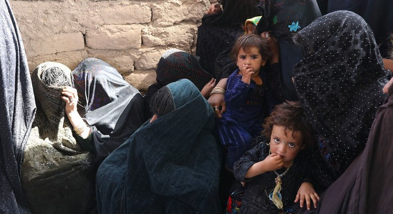 Afghanistanon 'countdown to catastrophe'without urgenthumanitarianrelief