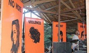 """Festival en las Islas Salomón para difundir un mensaje: """"No más violencia conta las mujeres y las niñas"""""""