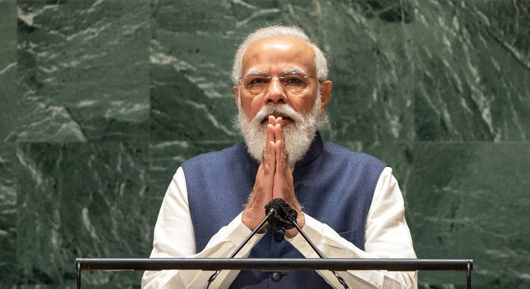 Prime MinisterModispotlights India's role as a 'reliable, democratic global partner'