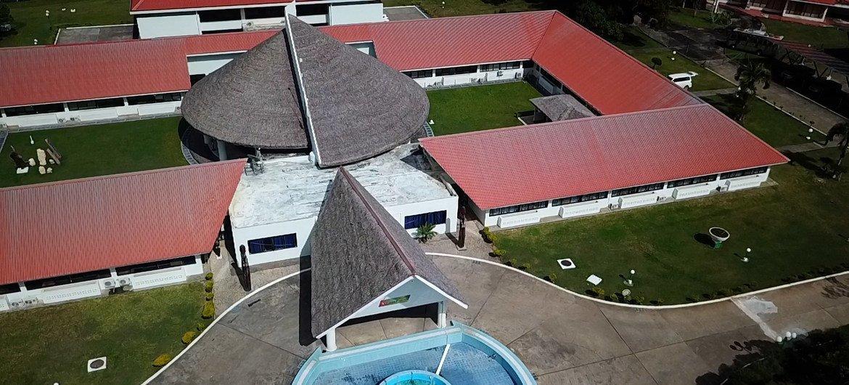 Vanuatu parliament building