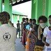 O PMA em Moçambique informou que está coordenando ações com outras agências da ONU e autoridades locais para chegar mais rapidamente aos afetados pelo ciclone