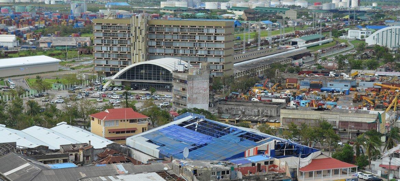 Cidade da Beira foi uma das mais afetadas pela passagem do ciclone tropical Eloíse