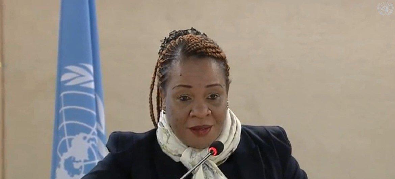 Ministra da Justiça, dos Assuntos Constitucionais e Religiosos de Moçambique