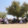 البعثة الأولى لبعثة الأمم المتحدة المتكاملة للمساعدة في الفترة الانتقالية في السودان، دارفور ، كانون الثاني/يناير 2021.