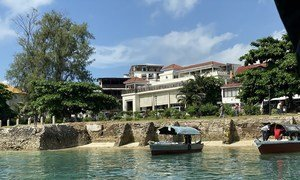 Tourism in Zanzibar's  Stone Town has come to a standstill.