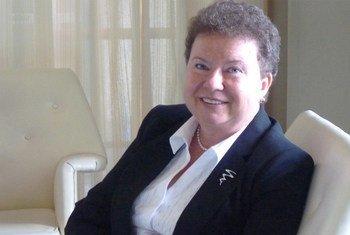 Профессор Галина Корчагина, член Международного комитета по контролю над наркотиками